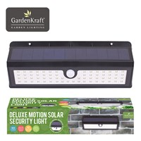 Wall Mounted Solar Motion Sensor Security Light