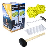 Assorted Tent Accessory Set