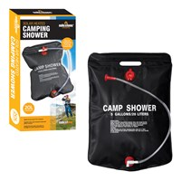 20L Solar Camping Shower