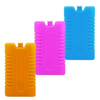 3 Pack 200ml Ice Pack - 3 Assorted Colours