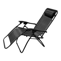 Black Recliner Chair - lounger