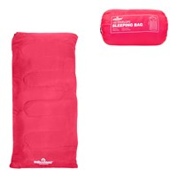 Envelope Sleeping Bag - Pink - Single - 2 Seasons