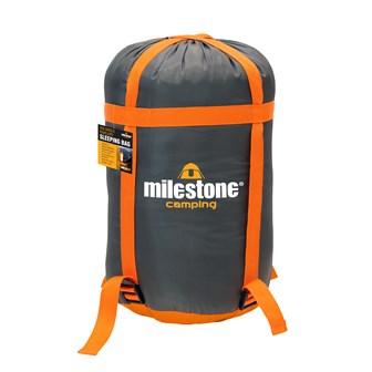 Single Envelope Sleeping Bag - 250gsm - 2 Seasons
