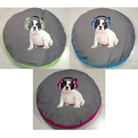 Funky Pug Pet Bed