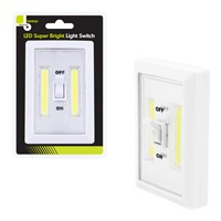 LED Super Bright Light Switch