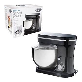 5L Stand Mixer - 1200W - Black