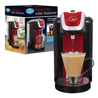 Instant Hot Water Dispenser - 2.5L - Red