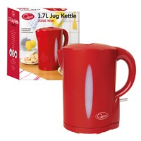 1.7L Kettle - Red