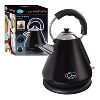 2200w Pyramid Kettle - Black