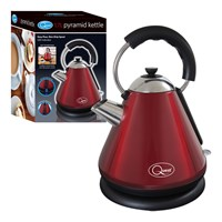 2200w Pyramid Kettle - Red
