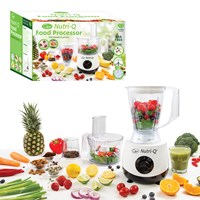 Food Processor W/Coffee Grinder