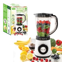 Nutri-Q Blender with Coffee Grinder
