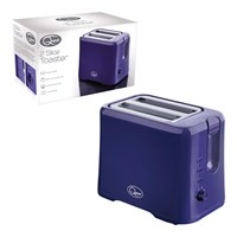2-Slice Toaster - Navy Blue