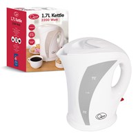 1.7 Ltr Jug Kettle - White