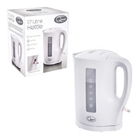 1.7L Jug Kettle - White