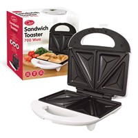 Sandwich Maker - White