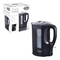 1.7L Jug Kettle - Black