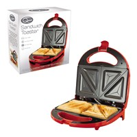 Sandwich Maker Red