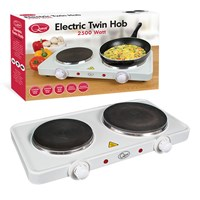 Double Hot Plate - 2500 Watt