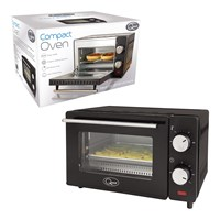 9 Litre Compact Oven 650W