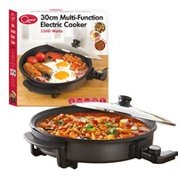 30cm Multi-Function Electric Cooker