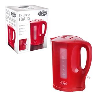 1.7L Jug Kettle - Red