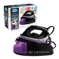 2400W Steam Generator Iron - Purple