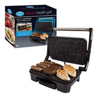 Deluxe Marble Finish Health/Panini Grill - 1500w