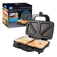 Two Slice S/S Deep Fill Sandwich Maker