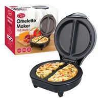 Quest 700w Omelette Maker - Non Stick
