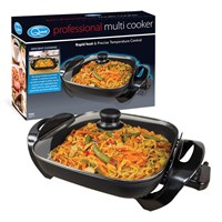 Square Multi-Function Cooker - 1500w