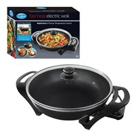 Electric Non-Stick Wok