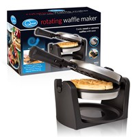 S/S Rotating Waffle Maker
