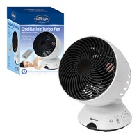 Silentnight Remote Controlled Desk Fan