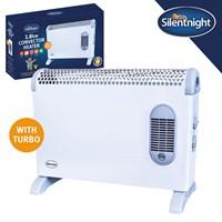 1.8Kw Convector Heater +Turbo - Silent Night