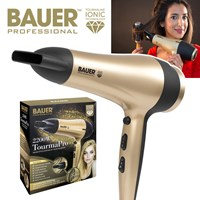 Bauer Tourma Pro Ionic Hairdryer