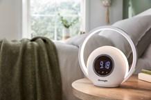 Wake Up Alarm Clock With Bluetooth
