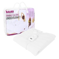 Bauer Electric Under Blanket Double - 107x120cm