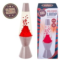 Chrome Volcano Light (Battery Operated)
