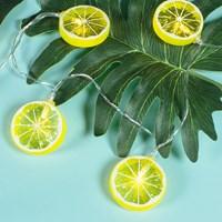 LED Lemon String Lights