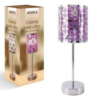 Table Lamp - Purple Shade