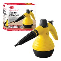 Handheld Steam Cleaner - 350ml - Yellow