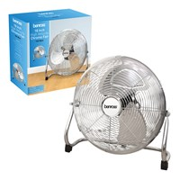 "18"" High Velocity Chrome Fan"