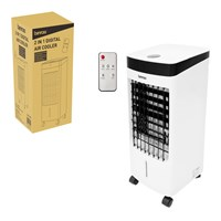 2 in 1 Digital Air Cooler with Remote Control