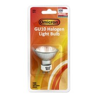 1pc GU10 50w Bulb
