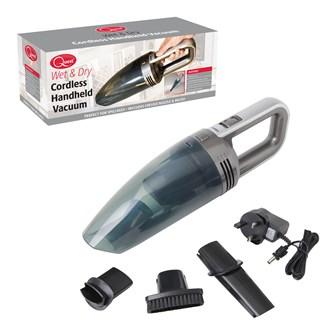 Wet & Dry Cordless Handheld Vacuum