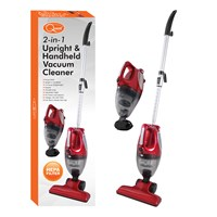 2-in-1 Upright/Handheld Vacuum Cleaner 800W