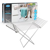 18-Bar Electric Clothes Airer