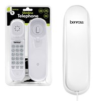 Slimtalk Telephone - White