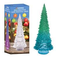 44cm LED Colour Change Xmas Tree